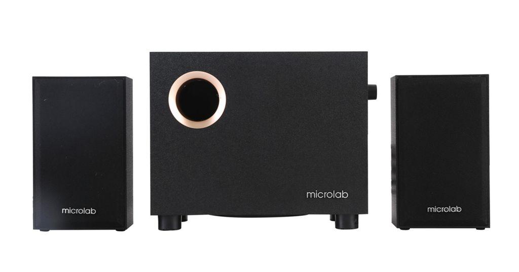 Loa máy tính Microlab M105 2.1
