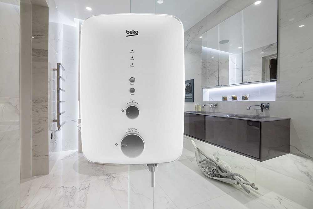 Đánh giá máy nước nóng Beko có tốt không chi tiết? 7 lý do nên mua