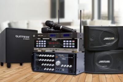 Tư vấn dàn karaoke 10 đến 30 triệu cao cấp âm thanh chuẩn cho gia đình