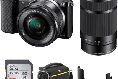 Đánh giá Sony A5000 chụp ảnh có tốt không chiết? 8 lý do nên mua dùng
