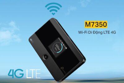 Review bộ phát TP-Link M7350 có tốt không, giá bao nhiêu, cách reset