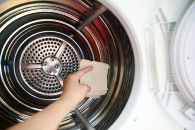 Hướng dẫn cách vệ sinh máy giặt LG cửa trên an toàn sạch như mới