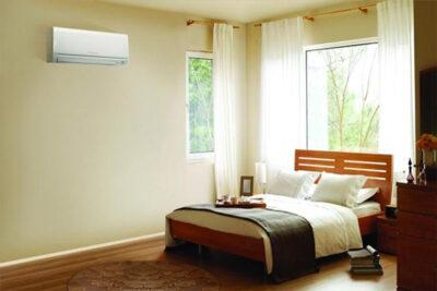 11 cách lắp máy lạnh trong phòng ngủ tránh sốc nhiệt an giấc suốt đêm