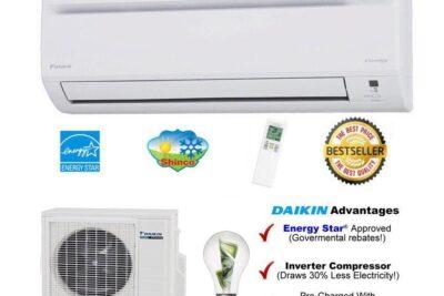 Đánh giá máy lạnh Daikin Inverter có tốt không? 6 lý do nên mua dùng