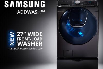 Đánh giá máy giặt thông minh Samsung AddWash mới có tốt không chi tiết