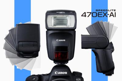 Đánh giá đèn flash Canon Speedlite 470EX-Ai có tốt không chi tiết nhất