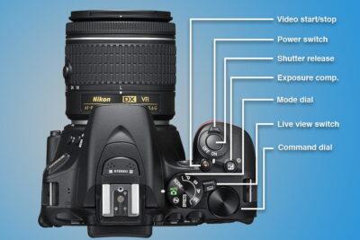 Hướng dẫn cách sử dụng máy ảnh Canon dùng tối ưu các nút cơ bản nhất