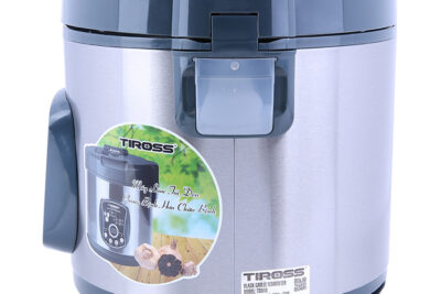 Đánh giá máy làm tỏi đen Tiross TS908 có tốt không, giá bao nhiêu?