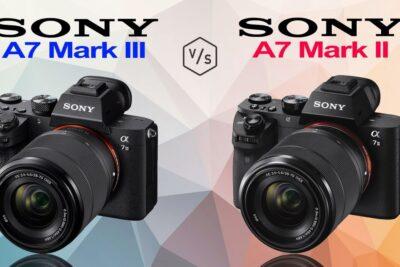 7 tiêu chí so sánh Sony A7II và A7III loại nào tốt chụp đẹp hơn