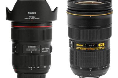 7 loại ống kính máy ảnh thông dụng hiện nay và cách phân biệt