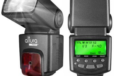 Top 8 đèn flash Canon tốt nhất phơi sáng chuẩn nhỏ gọn dễ dùng