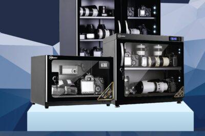 Cách sử dụng tủ chống ẩm cho máy ảnh giúp tăng tuổi thọ thiết bị