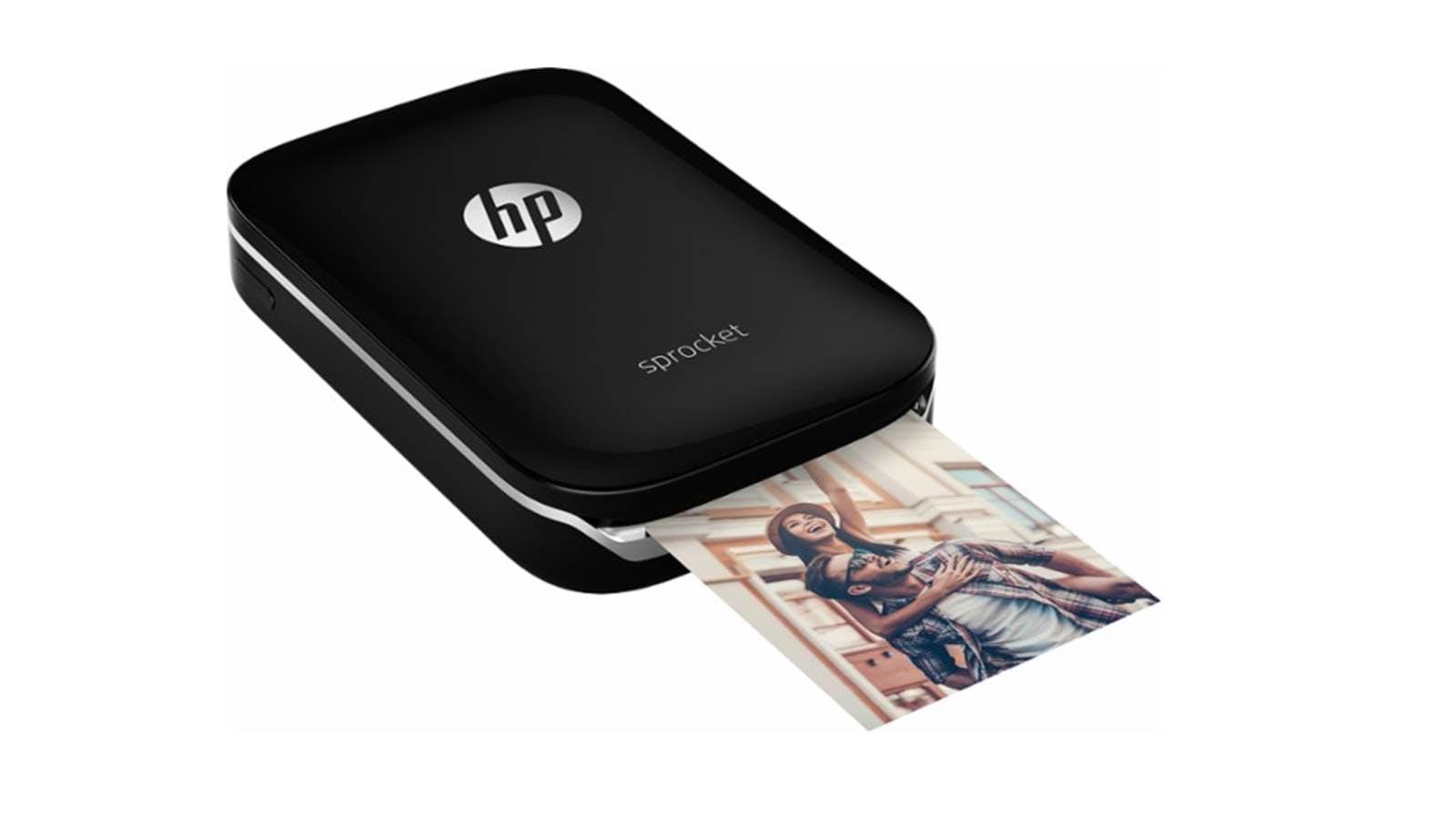 Thiết bị nhỏ gọn mang tính di động cao của HP