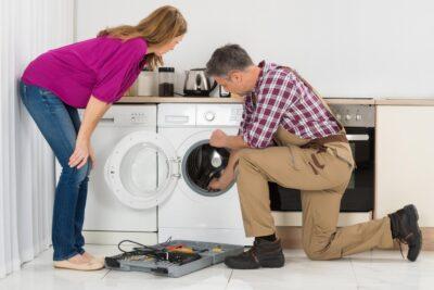 5 cách sửa máy giặt không vào điện lên nguồn, không điều khiển được