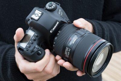 Top 11 máy ảnh cao cấp của Canon chụp hình đẹp tốt bền giá từ 12tr