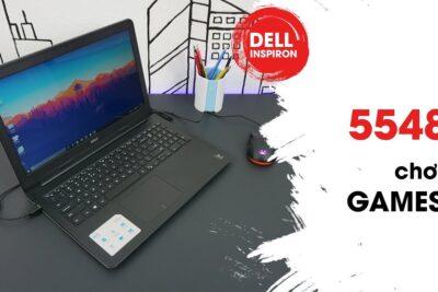 Top 10 laptop Dell đẹp nhất kiểu dáng mỏng nhẹ cao cấp giá từ 10tr