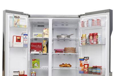 Đánh giá tủ lạnh LG GR-B247JDS có tốt không, giá bao nhiêu, mua ở đâu