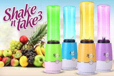 Review máy xay sinh tố Shake n Take có tốt không? 7 lý do nên mua