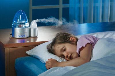 Tác dụng của máy phun sương cho sức khỏe vào mùa nắng nóng, khô hanh