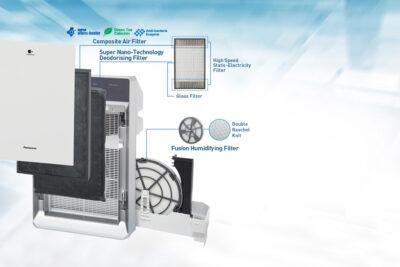 Đánh giá máy lọc không khí và tạo ẩm Panasonic F-VXK70A có tốt không