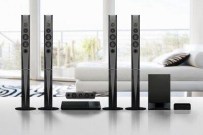 Top 5 dàn âm thanh Bluray Sony tốt nhất công suất lớn giá rẻ từ 5tr