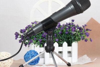 8 micro thu âm tại nhà để hát live hay chuyên nghiệp giá từ 200k