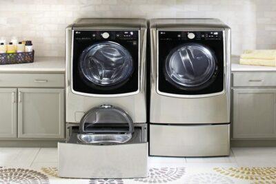 Top 5 máy giặt LG TWINWash tốt nhất tiết kiệm điện nước giá từ 30tr