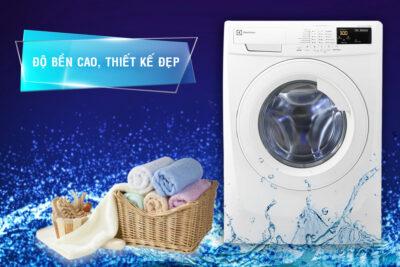 Cách sử dụng máy giặt Electrolux 10kg cửa ngang chi tiết các chức năng