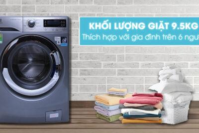 Đánh giá máy giặt Electrolux EWF12935S có tốt không, giá bao nhiêu