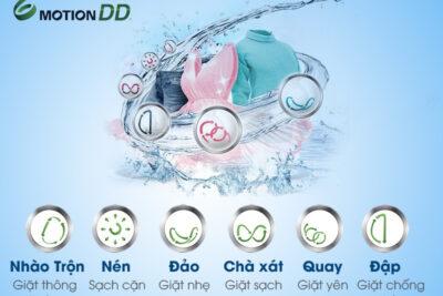 Hướng dẫn cách sử dụng máy giặt LG FC1475N5W2 tất cả các chức năng