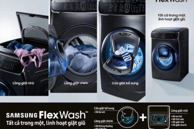 10 máy giặt Samsung mới nhất 2020 tiết kiệm điện nước giá từ 5tr