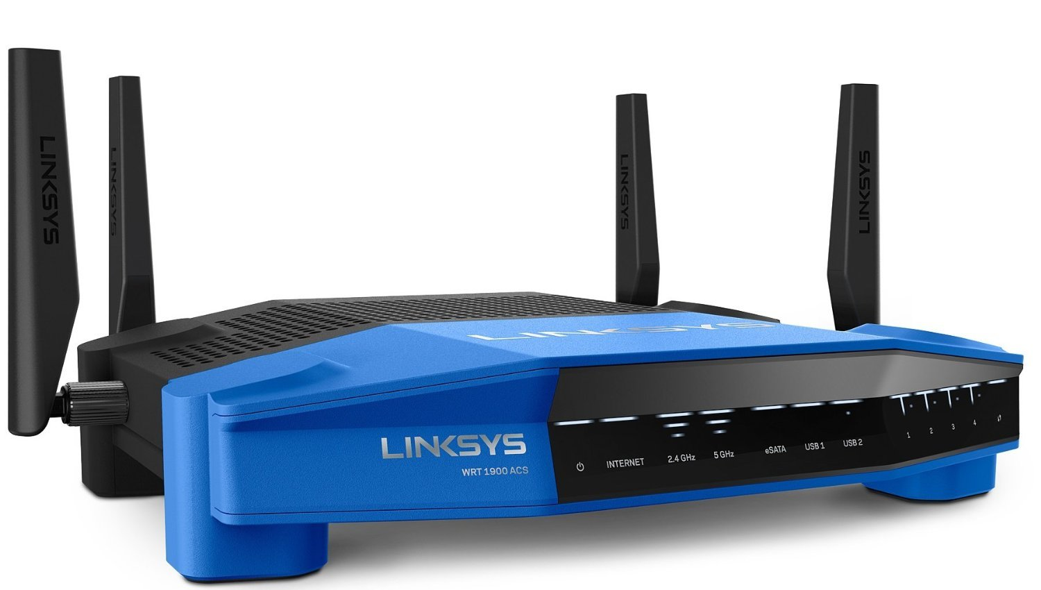 Linksys WRT1900ACS Open Source wifi Router