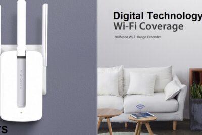 Đánh giá bộ kích sóng wifi Mercury có tốt không? 8 lý do nên mua