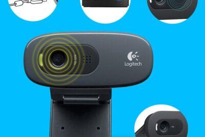9 webcam Logitech để gọi điện, tổ chức hội nghị video giá từ 500k