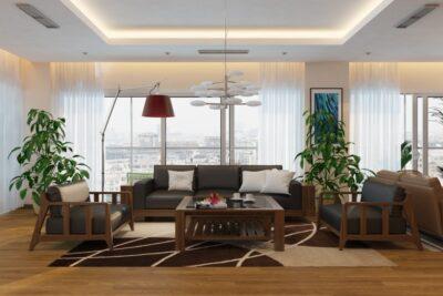 Hướng dẫn cách lắp điều hòa cho phòng khách chọn vị trí phù hợp nhất
