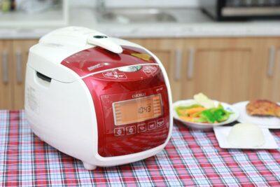 Hướng dẫn cách sử dụng nồi cơm điện Cuckoo nấu gạo nào cũng ngon