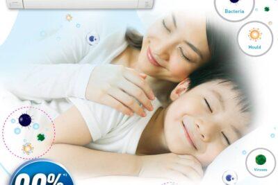 Đánh giá máy lạnh Panasonic CU/CS-PU12UKH-8 có tốt không chi tiết