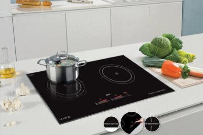 Bếp từ của Đức hãng nào tốt nhất: Kanzler Bosch Munchen Lorca Chefs