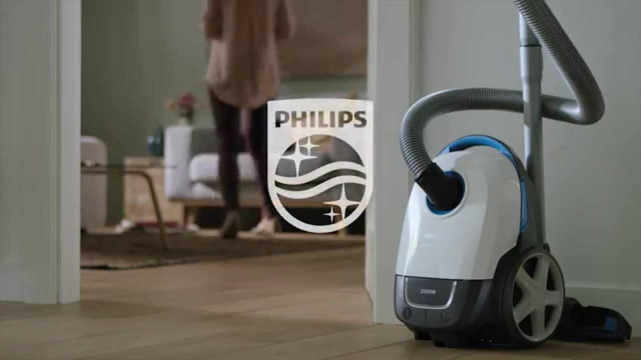 Máy hút bụi Philips xuất xứ từ Hà Lan