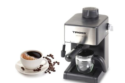 Đánh giá máy pha cà phê Tiross có tốt không, giá bao nhiêu, mua ở đâu