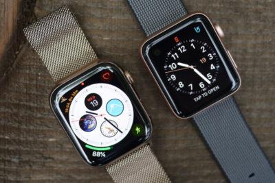 9 tiêu chí so sánh đồng hồ Apple Watch Series 3 và 4 nên mua loại nào?