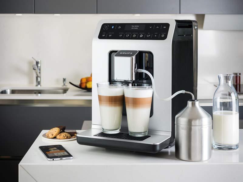 Máy pha cà phê tự động Espresso giúp bạn có thể tự pha một tách cà phê dễ dàng