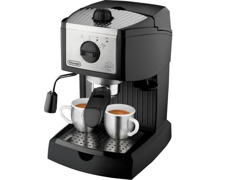 Tư vấn mua máy pha cà phê gia đình nhỏ gọn nhất - Hãy chọn DeLonghi EC155