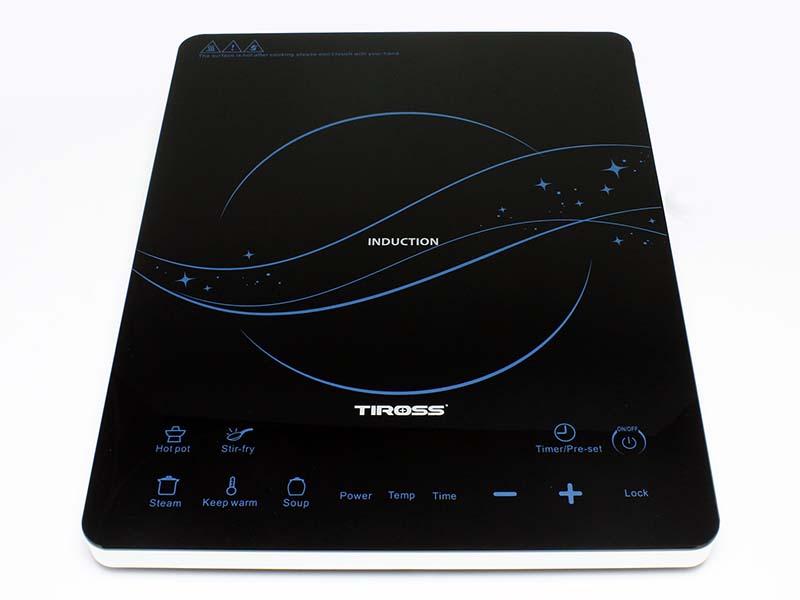 Sản phẩm bếp điện từ đơn phím cảm ứng Tiross TS803 2100W