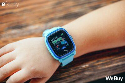 Review đồng hồ định vị trẻ em Tio tốt không, giá bán, cách dùng