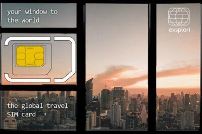 Hướng dẫn sử dụng sim toàn cầu Xplori trước, trong và sau khi du lịch
