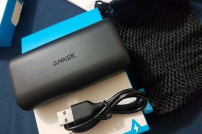 Review sạc dự phòng Anker Powercore 10000mAh Redux A1234 có tốt không