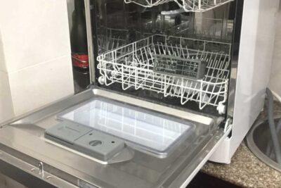Đánh giá máy rửa chén Electrolux ESF6010BW có tốt không, giá bao nhiêu