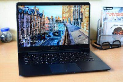 Đánh giá laptop Asus Zenbook UX430 có tốt không, giá bao nhiêu