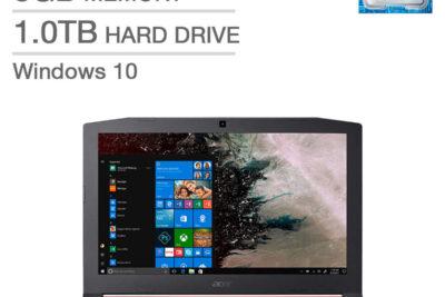 9 laptop Acer gaming tốt nhất cấu hình mạnh thiết kế ngầu giá từ 19tr